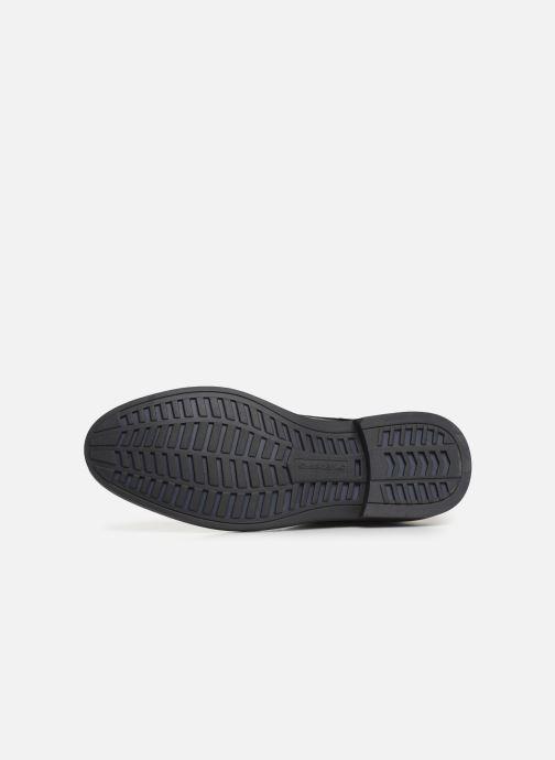 Chaussures à lacets Skechers Bregman Calsen Noir vue haut