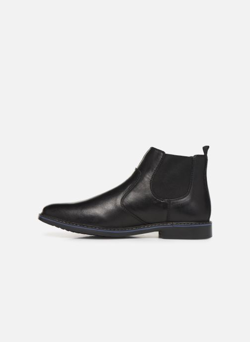 Ankle boots Skechers Bregman Morago Black front view