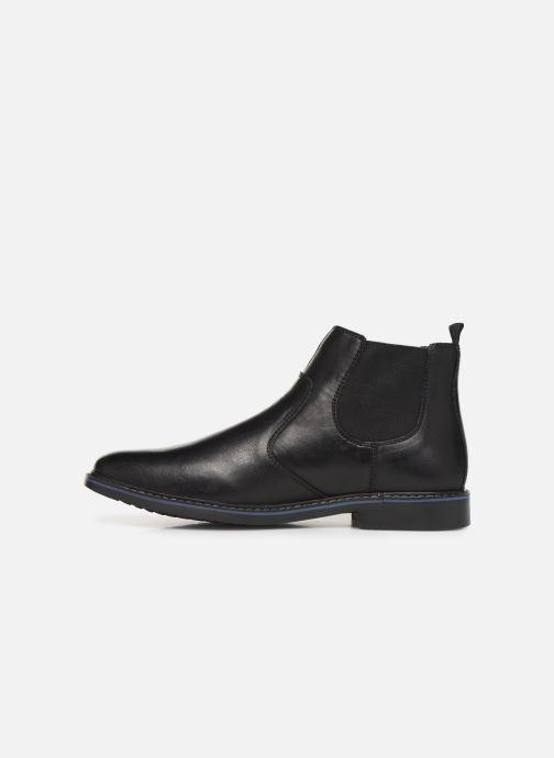 Boots en enkellaarsjes Skechers Bregman Morago Zwart voorkant