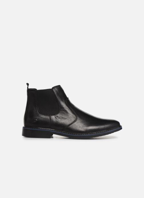 Boots en enkellaarsjes Skechers Bregman Morago Zwart achterkant