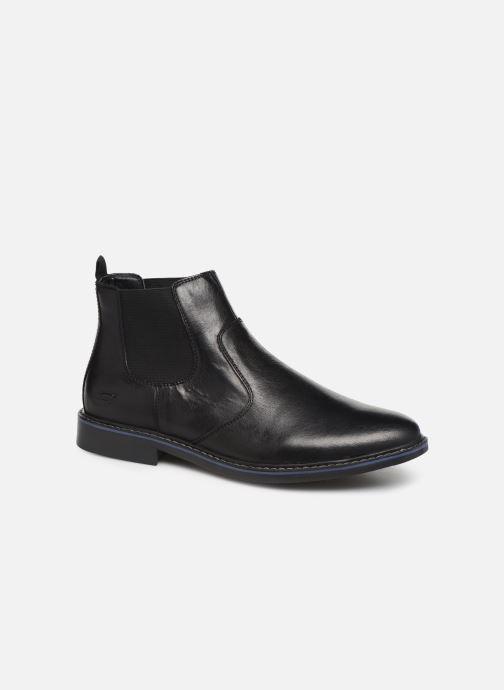 Ankelstøvler Skechers Bregman Morago Sort detaljeret billede af skoene