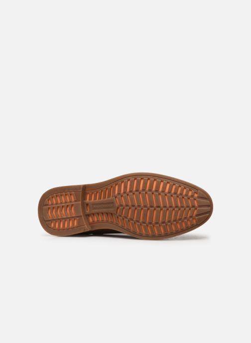 Bottines et boots Skechers Bregman Morago Marron vue haut