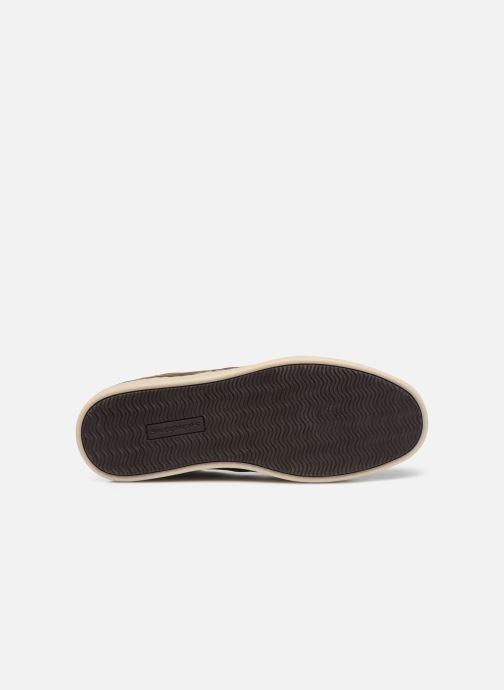 Bottines et boots Skechers Heston Regano Marron vue haut