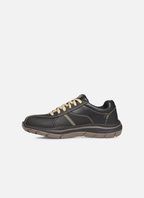 Trainers Skechers Expected 2.0 Belfair Black front view