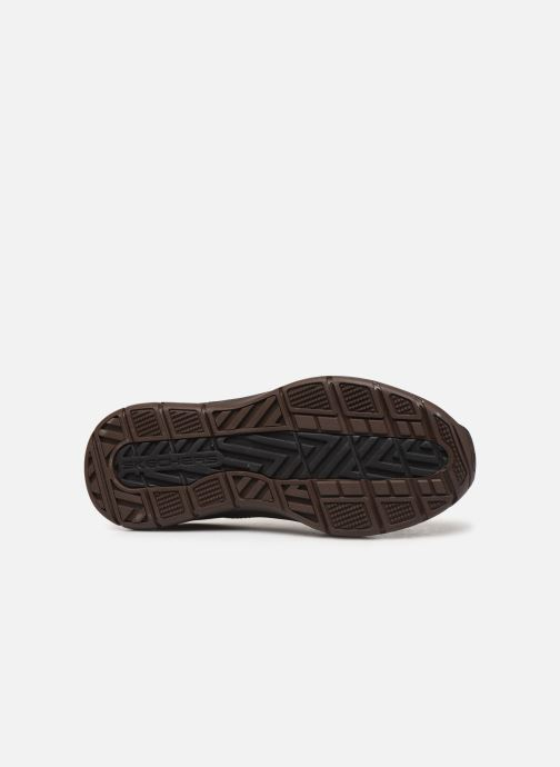Trainers Skechers Expected 2.0 Belfair Brown view from above
