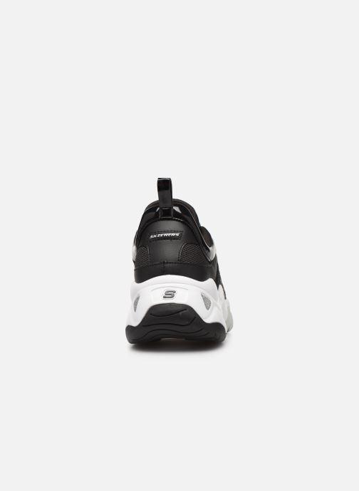 Baskets Skechers D'Lites 3.0 Intense Force Noir vue droite