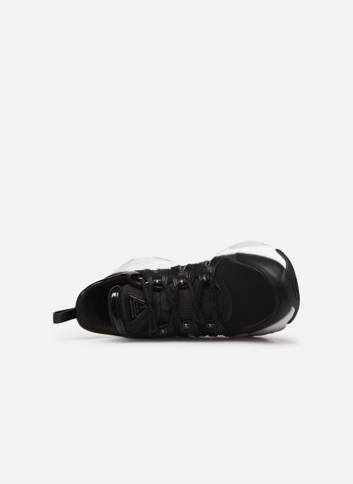 Baskets Skechers D'Lites 3.0 Intense Force Noir vue gauche