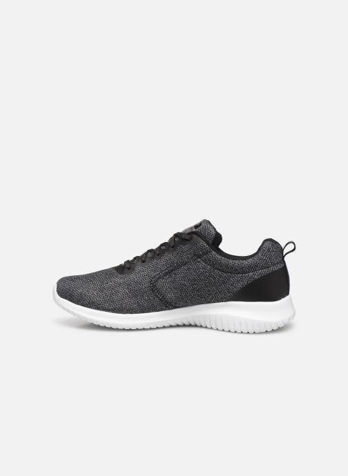 Chaussures de sport Skechers Ultra Flex Simply Free Noir vue face