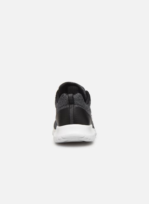 Chaussures de sport Skechers Ultra Flex Simply Free Noir vue droite
