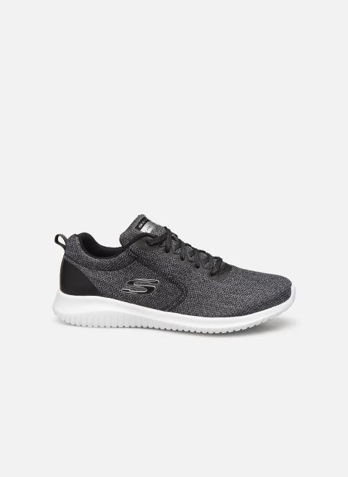 Chaussures de sport Skechers Ultra Flex Simply Free Noir vue derrière