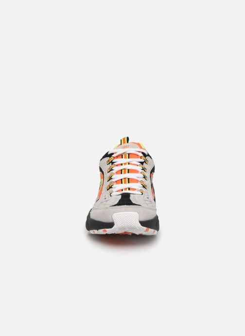 Baskets Skechers Stamina Cross Road Multicolore vue portées chaussures