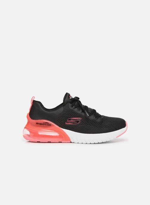 Chaussures de sport Skechers Skech-Air Stratus Wind Breeze Noir vue derrière