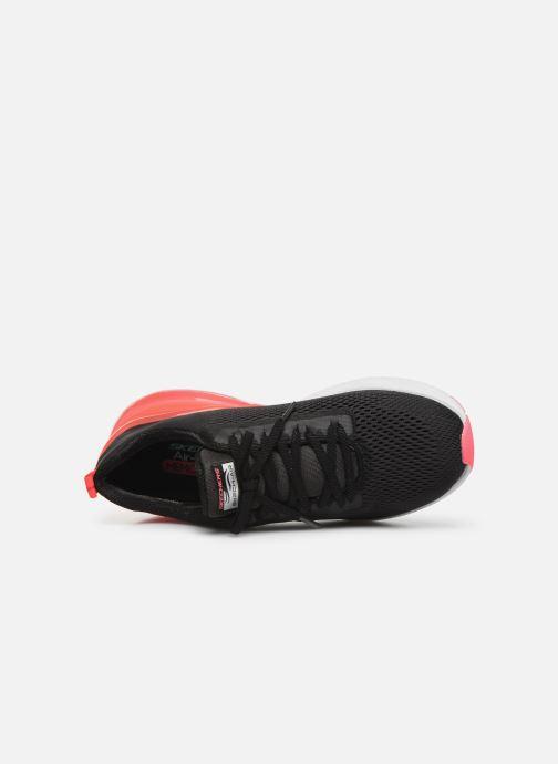 Chaussures de sport Skechers Skech-Air Stratus Wind Breeze Noir vue gauche
