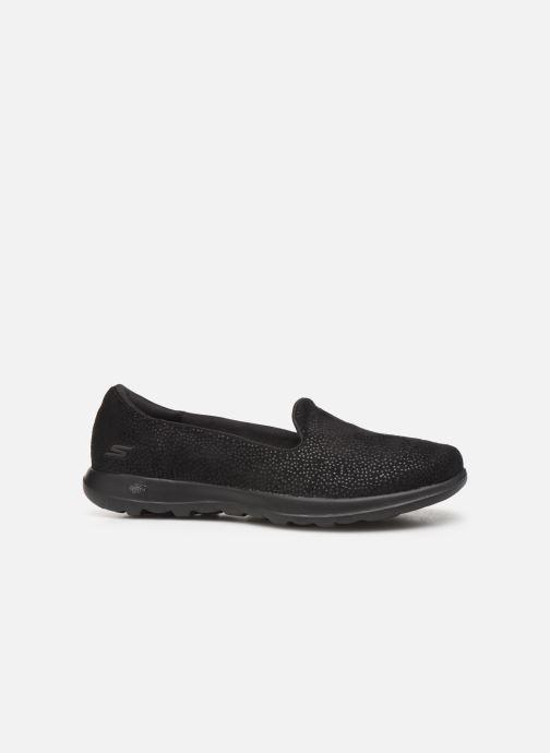 Sneakers Skechers Go Walk Lite 16389 Sort se bagfra