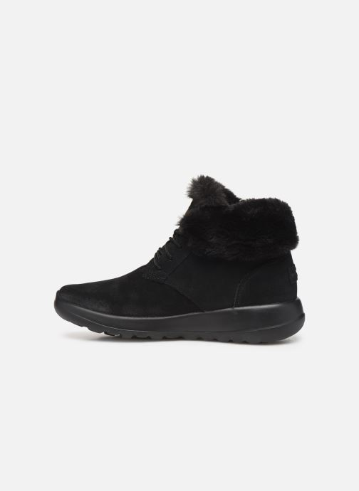 Sneakers Skechers On-The-Go Joy Lush Sort se forfra