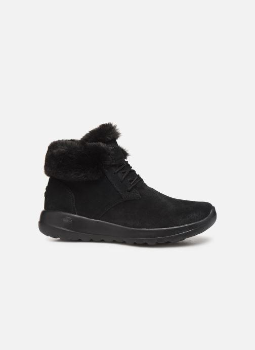 Sneakers Skechers On-The-Go Joy Lush Sort se bagfra