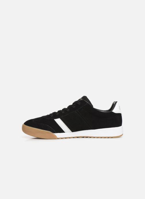Sneakers Skechers Zinger 2.0 Zwart voorkant