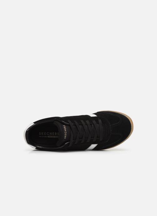 Sneakers Skechers Zinger 2.0 Zwart links