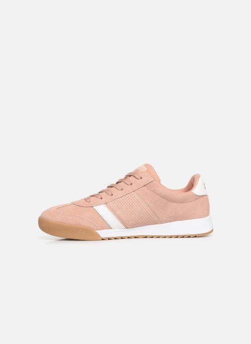 Sneakers Skechers Zinger 2.0 Roze voorkant