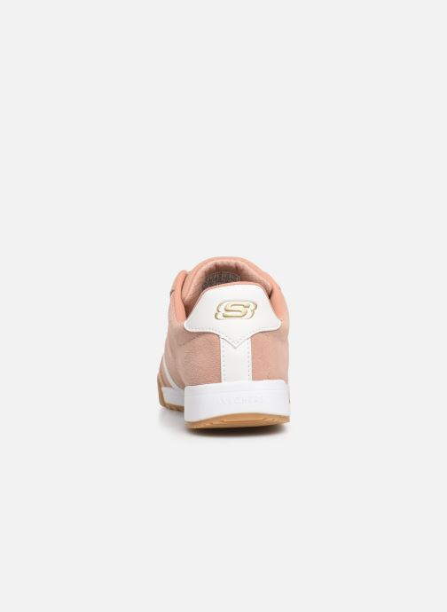Trainers Skechers Zinger 2.0 Pink view from the right
