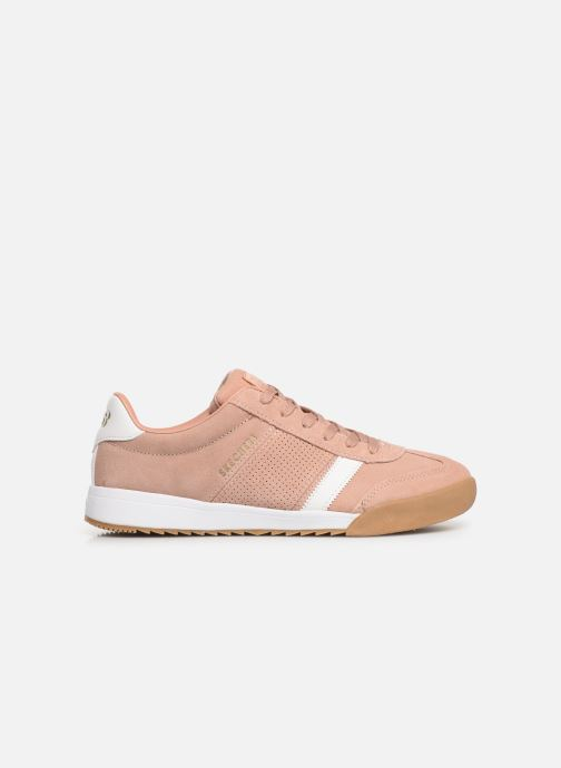 Trainers Skechers Zinger 2.0 Pink back view