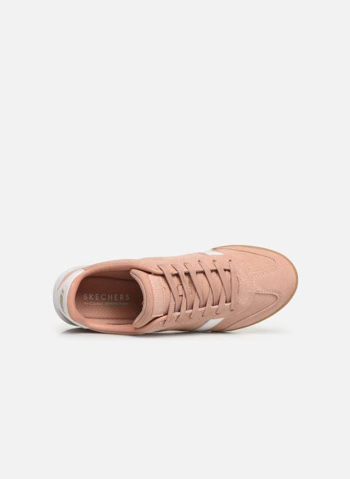 Trainers Skechers Zinger 2.0 Pink view from the left
