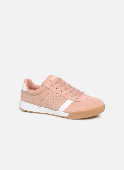 Trainers Skechers Zinger 2.0 Pink detailed view/ Pair view