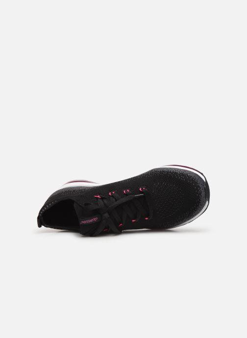 Chaussures de sport Skechers Skech-Air Element W Noir vue gauche