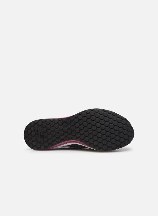 Chaussures de sport Skechers Skech-Air Element W Noir vue haut