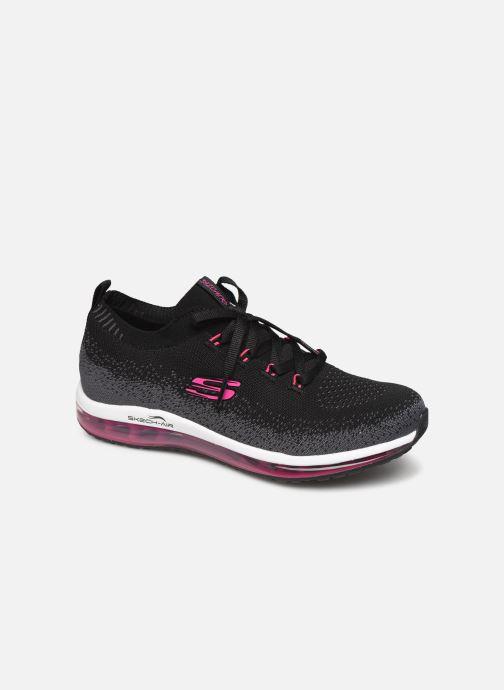 Chaussures de sport Skechers Skech-Air Element W Noir vue détail/paire