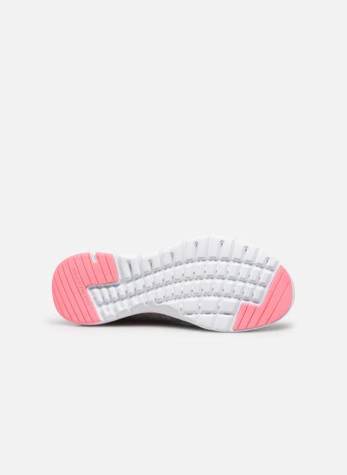 Scarpe sportive Skechers Flex Appeal 3.0 Reinfall Grigio immagine dall'alto