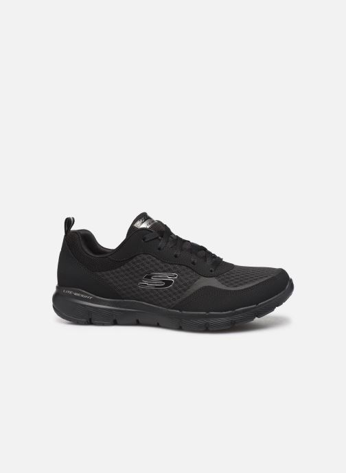 Zapatillas de deporte Skechers Flex Appeal 3.0 Go Forward Negro vistra trasera