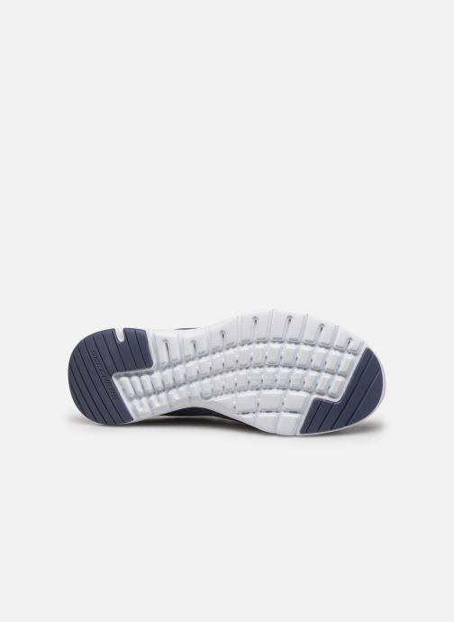 Sportschoenen Skechers Flex Appeal 3.0 Go Forward Blauw boven