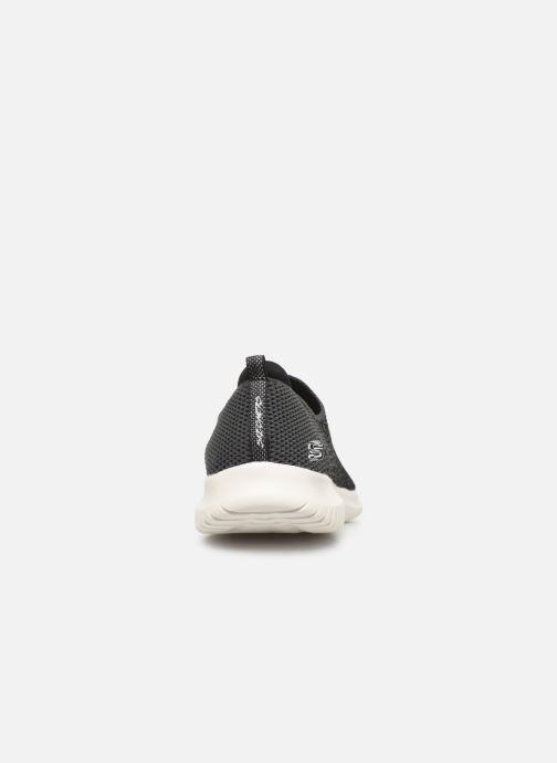 Chaussures de sport Skechers Ultra Flex Cozy-Day Noir vue droite