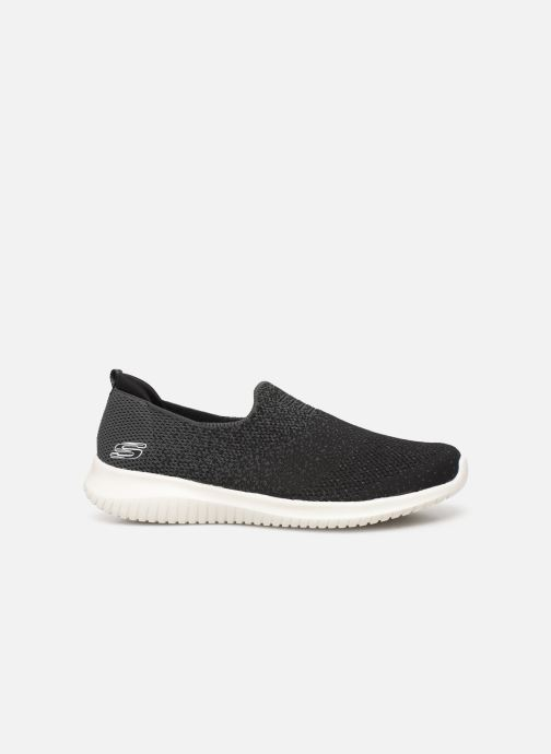 Sportschoenen Skechers Ultra Flex Cozy-Day Zwart achterkant