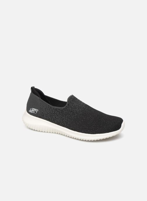 Sportschoenen Skechers Ultra Flex Cozy-Day Zwart detail