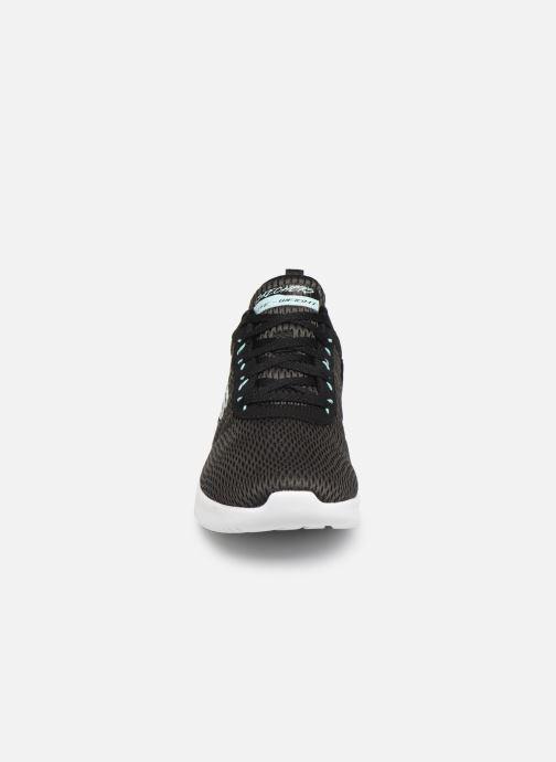 Sportssko Skechers Skech-Air Ultra Flex W Sort se skoene på