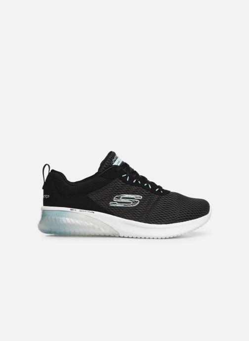 Chaussures de sport Skechers Skech-Air Ultra Flex W Noir vue derrière