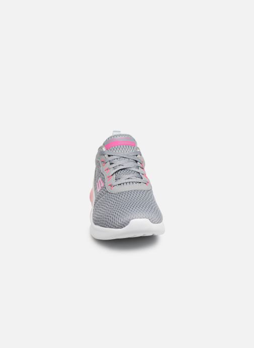 Chaussures de sport Skechers Skech-Air Ultra Flex W Gris vue portées chaussures