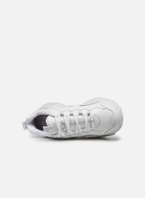 Baskets Skechers D'Lites 3.0 Proven Force Blanc vue gauche