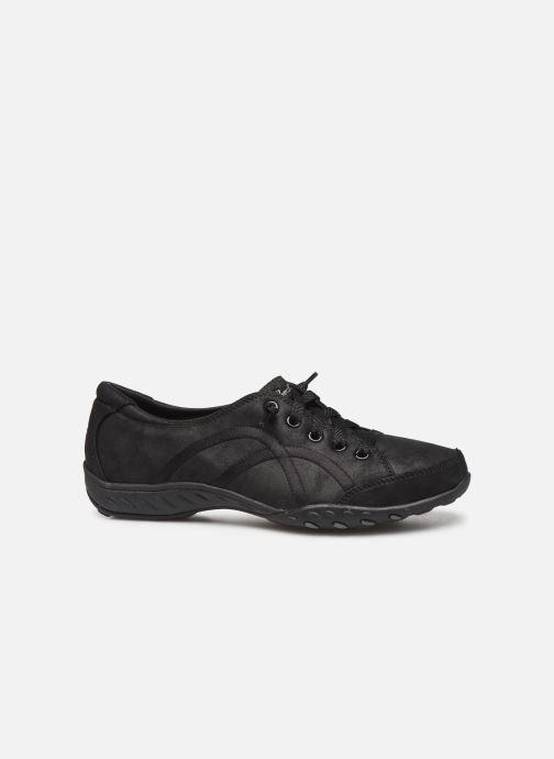 Sneakers Skechers Breathe-Easy Well Read Nero immagine posteriore