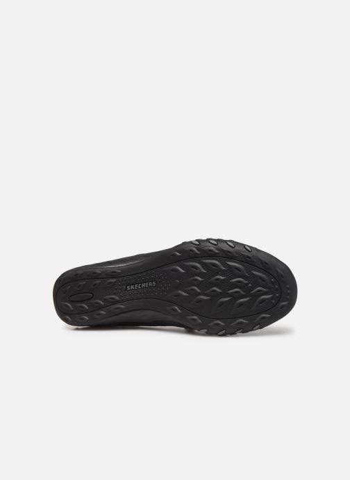 Sneakers Skechers Breathe-Easy Well Read Nero immagine dall'alto