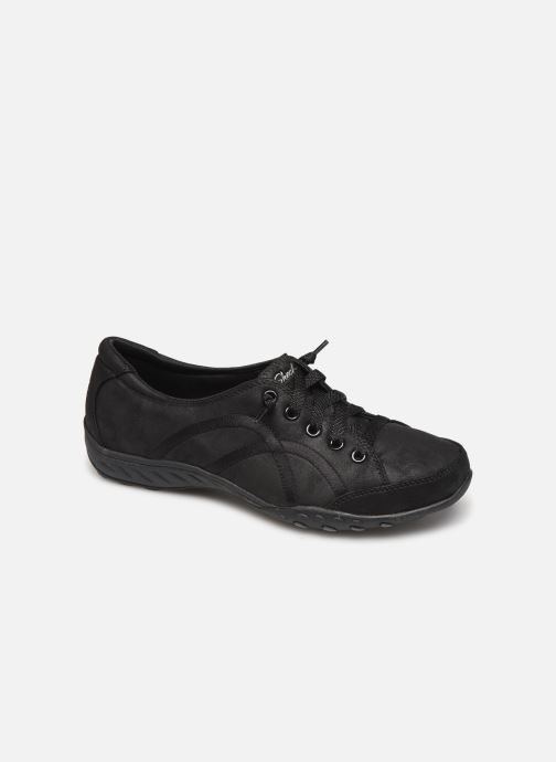 Baskets Skechers Breathe-Easy Well Read Noir vue détail/paire