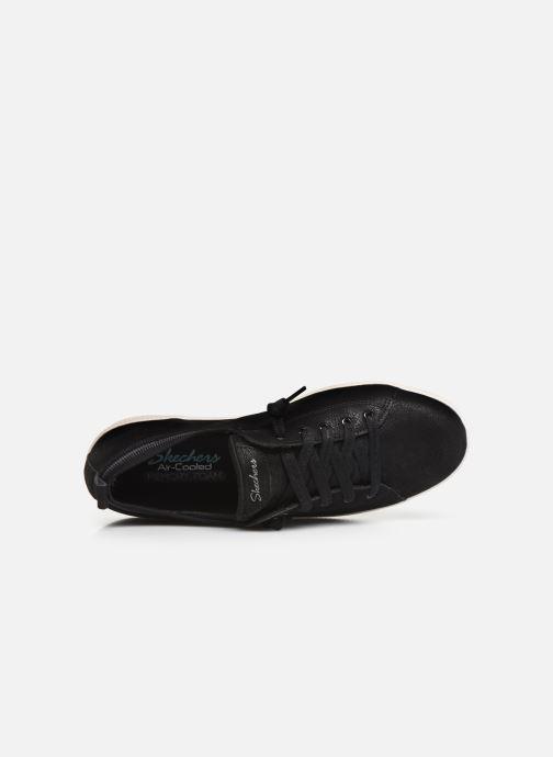 Sneaker Skechers Madison Avenue City Ways schwarz ansicht von links