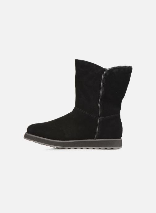 Stiefel Skechers Keepsakes 2.0 schwarz ansicht von vorne