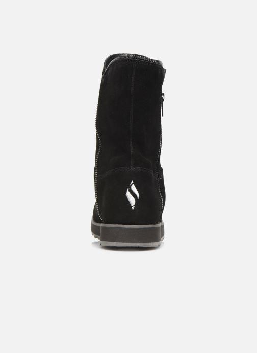Stiefel Skechers Keepsakes 2.0 schwarz ansicht von rechts
