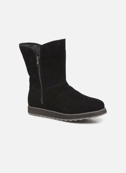Støvler & gummistøvler Skechers Keepsakes 2.0 Sort detaljeret billede af skoene