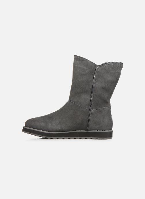 Stiefel Skechers Keepsakes 2.0 grau ansicht von vorne