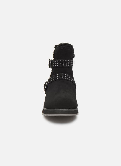Bottines et boots Skechers Keepsakes 2.0 Stud Queen Noir vue portées chaussures