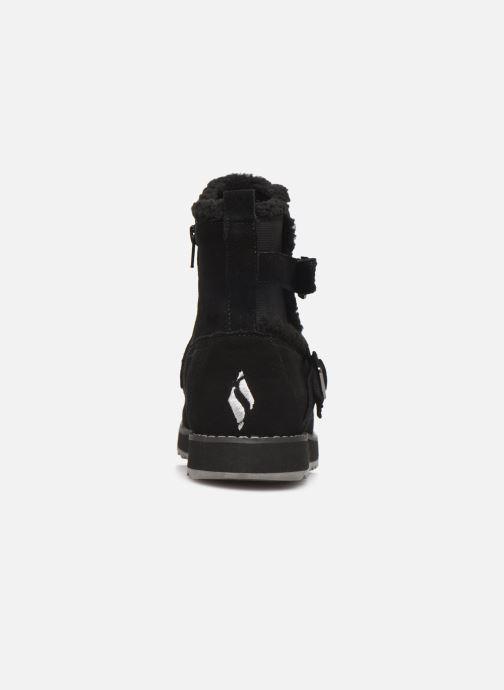 Boots en enkellaarsjes Skechers Keepsakes 2.0 Stud Queen Zwart rechts